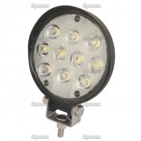 S.24745 Worklight, Round, 913 Lumens, Led