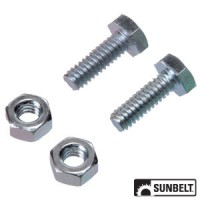 B1AC227 - Battery Terminal Nuts and Bolts (pack of 2 pair)