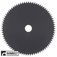 "B1BB107 - Brush Cutter Blade, 80 Tooth, 8"" Diameter"