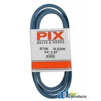 "B79K - Kevlar Blue V-Belt (5/8"" X 82"" )"