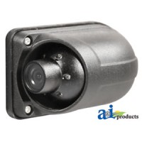 """SVC134 - Cabcam Camera, Compact Side Mount, 110 Deg, 1/3"""" Color Ccd W/ Ir, For Wired System"""