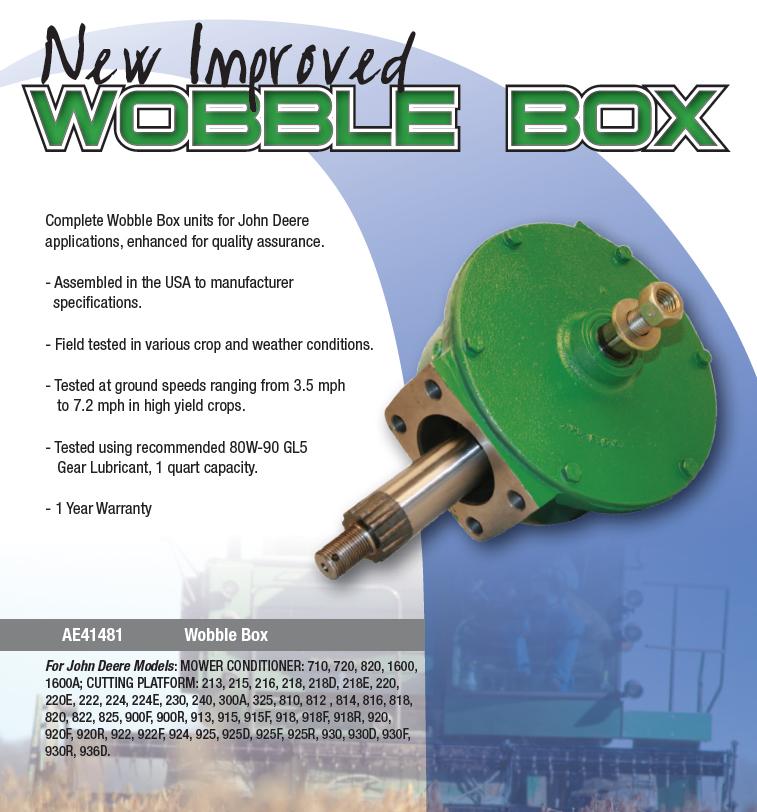 AE41481 - Wobble Box